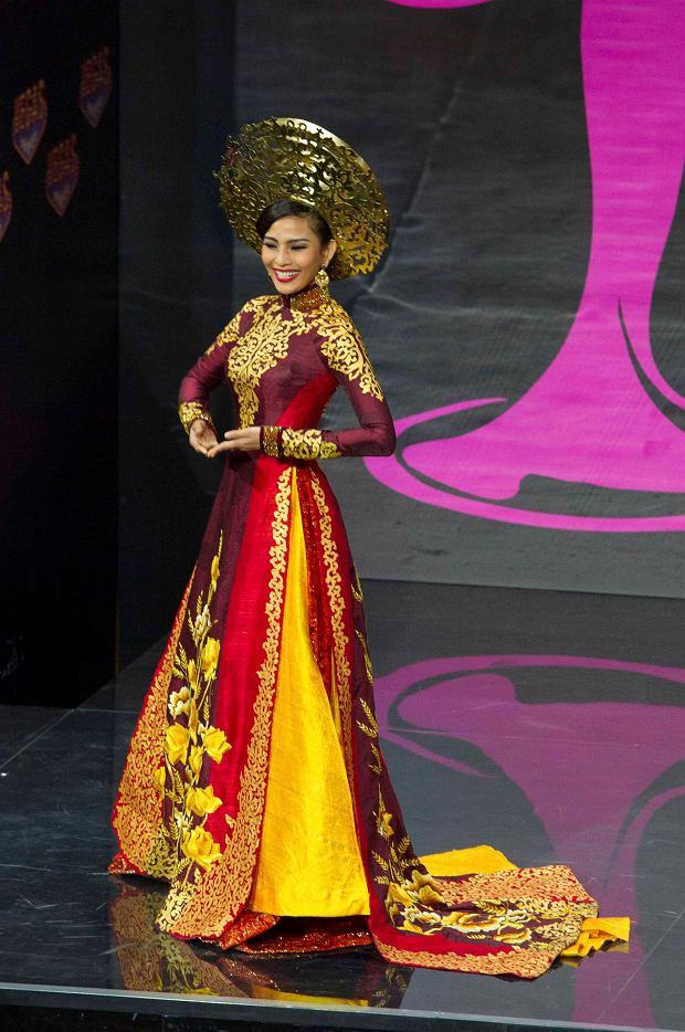 Truong Thi May, Miss Wietnamu