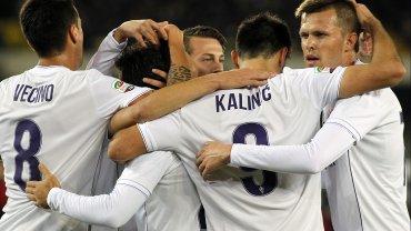 Hellas Werona - Fiorentina 0:2. Nikola Kalinić