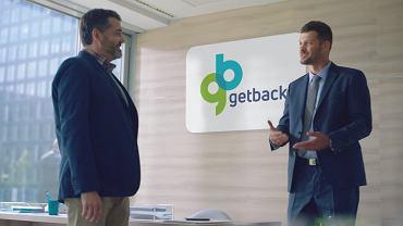Kadr z filmu reklamującego usługi firmy GetBack