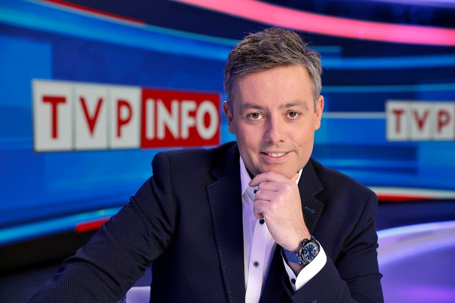 Michał Cholewińsk, TVP