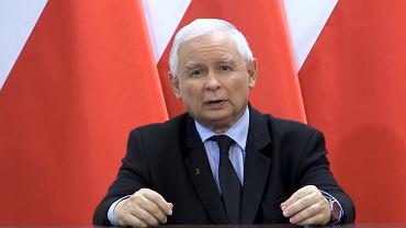 Jarosław Kaczyński: Te demonstracje będą kosztowały życie wielu ludzi