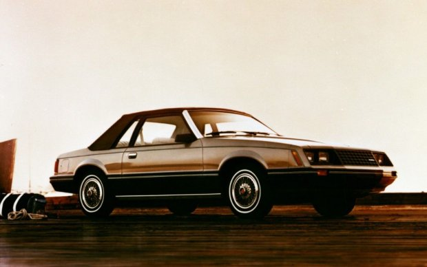 1981 Ford Mustang Ghia