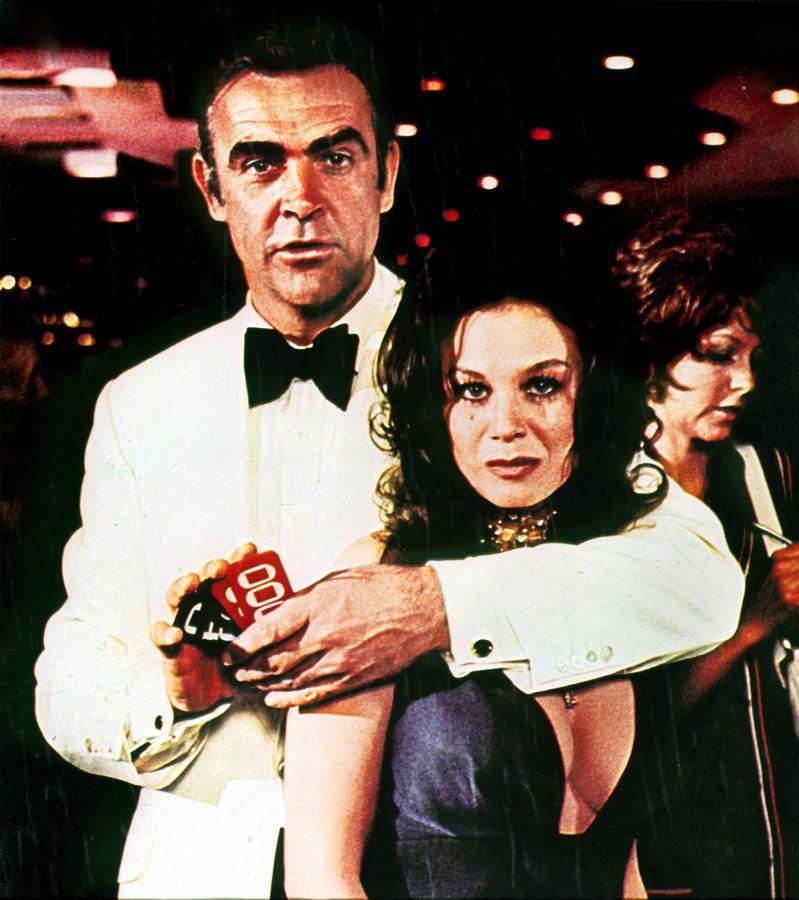 Siostra Natalie Wood, Lana i Sean Connery