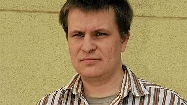 Robert Frycz, autor strony AntyKomor.pl