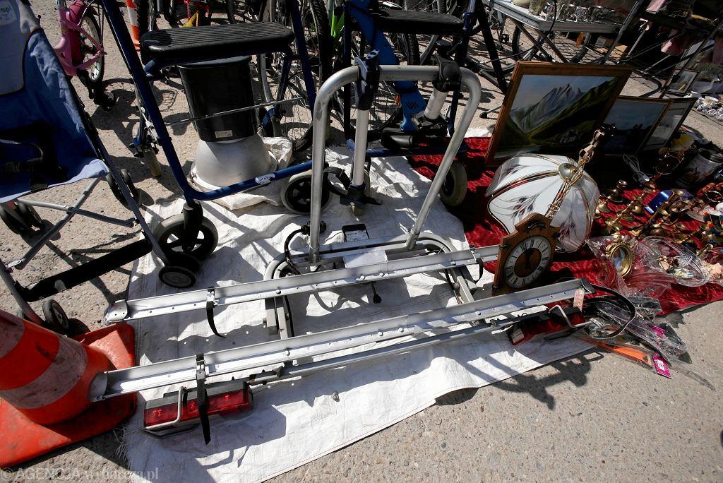 Bagażnik rowerowy - 250 zł