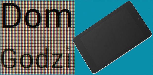 tablet, apple, android, Przegląd małych tabletów, Tablet Google/Asus Nexus 7