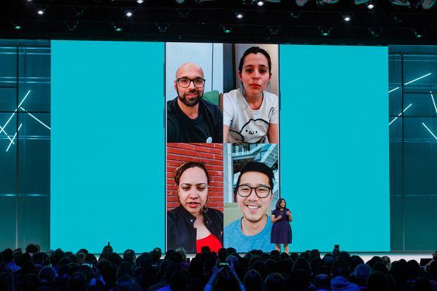 Konferencja F8, nowości w WhatsAppie