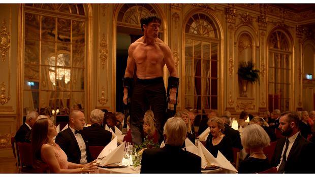 Kadr z filmu 'The Square'