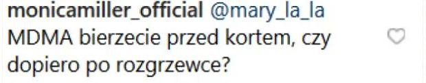 Monika Miller kontra Maryla Rodowicz