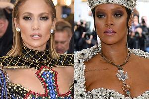 Jennifer Lopez i Rihanna na Met Gala 2018