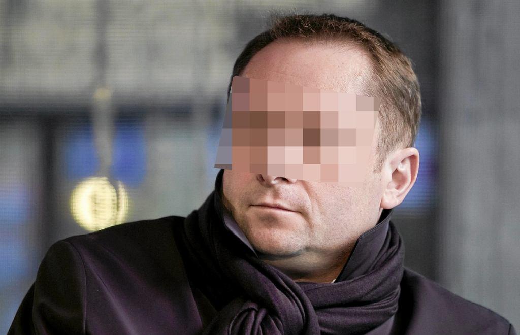 Dziennikarz Kamil D.