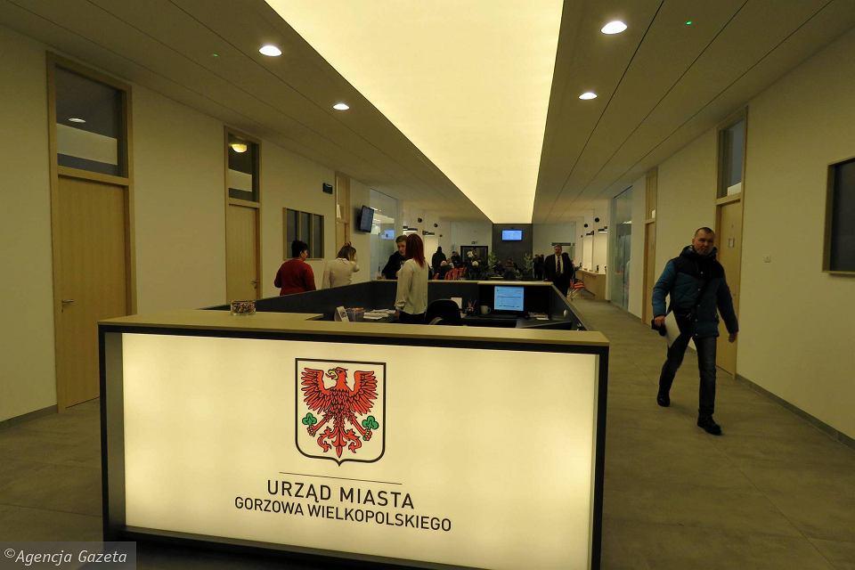 Nowa sala obsługi w urzędzie  miasta