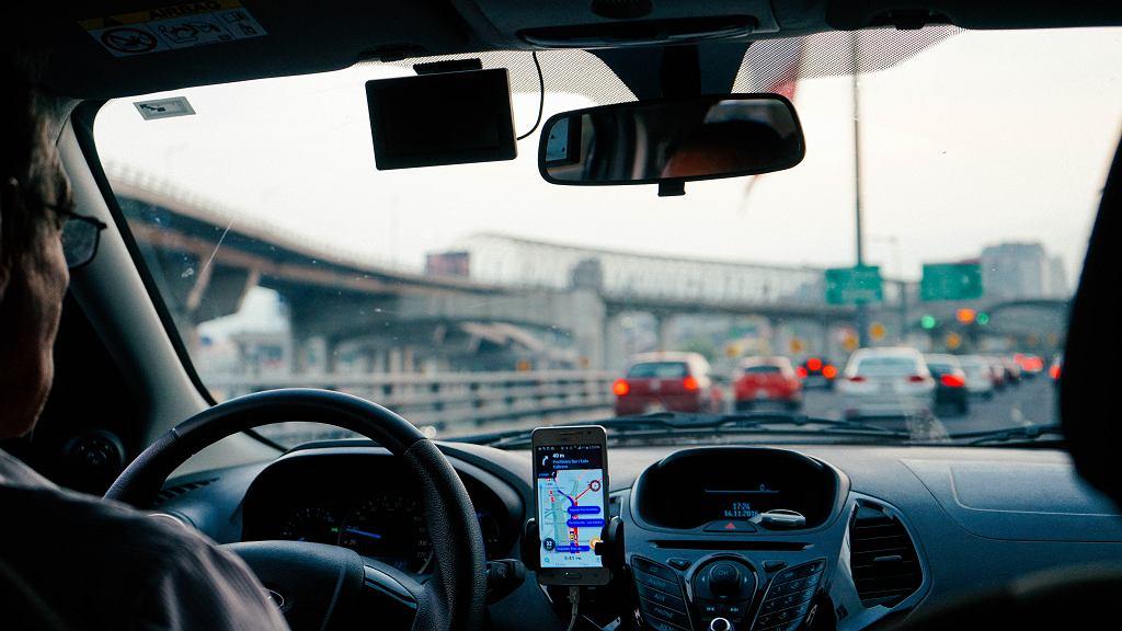 1 stycznia 2020 roku wchodzi w życie Lex Uber (zdjęcie ilustracyjne)