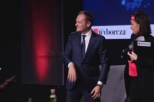 """Przed czym Wałęsa przestrzegał Tuska po wyborze na szefa Rady Europejskiej? [PREMIERA KSIĄŻKI """"SZCZERZE""""]"""