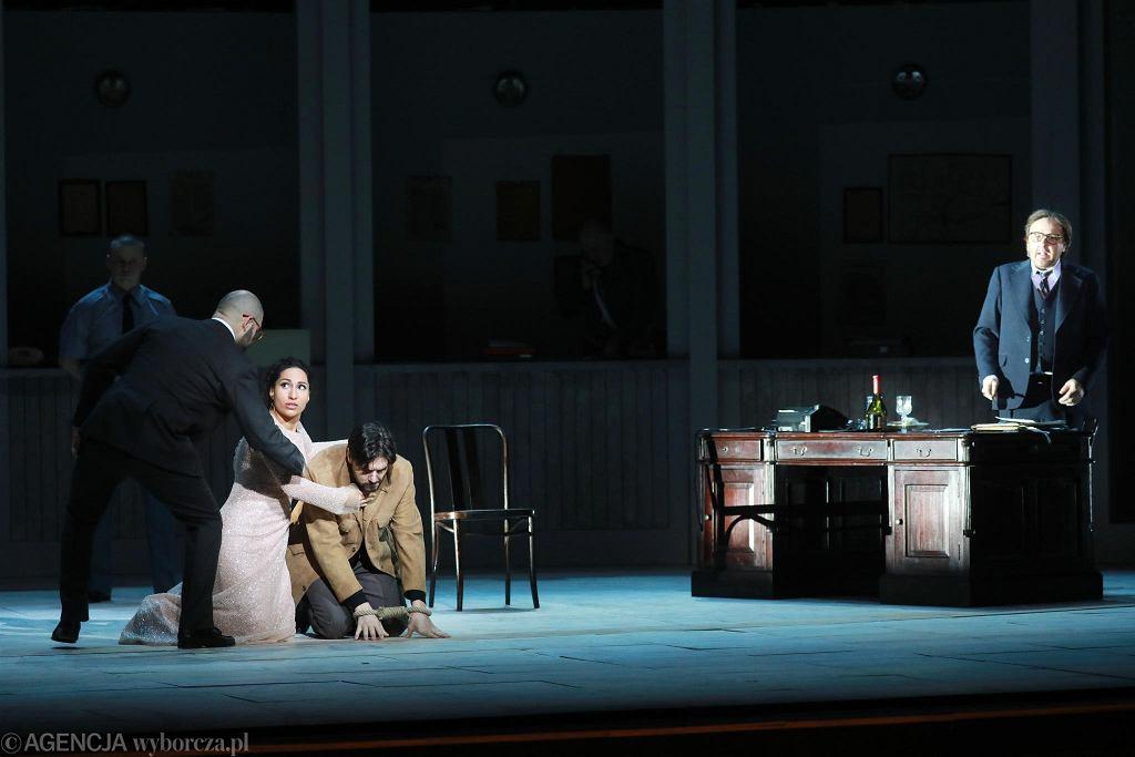 Próba w Teatrze Wielkim / fot. JACEK MARCZEWSKI