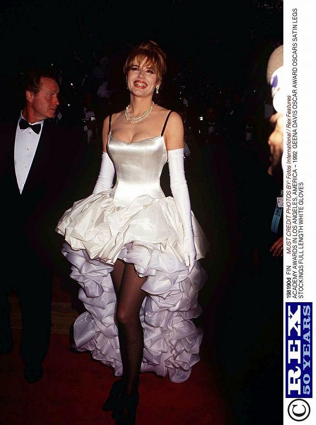 Geena Davis - Oscary 1992