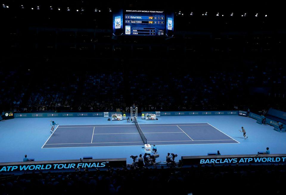 W ostatnią sobotę obaj tenisiści również mierzyli się ze sobą podczas ATP w Paryżu, lecz tam wynik był odmienny - zwycięzcą okazał się Ferrer