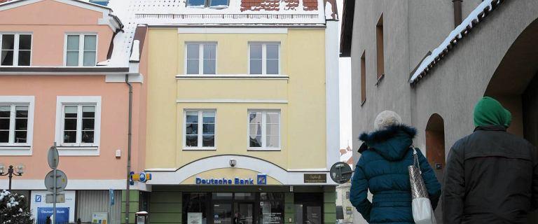 Niemiecka prasa o fuzji Deutsche Bank i Commerzbank: Wydaje się ryzykowna