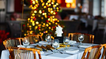 Boże Narodzenie - wigilijny stół