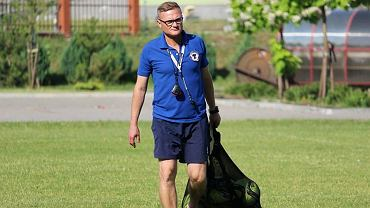 Dariusz Różański, trener piłkarzy Broni Radom