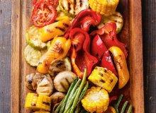 Swojskie warzywa z rusztu - ugotuj