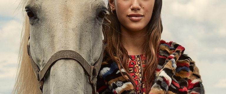 Ta hiszpańska marka tworzy unikatowe ubrania! Mamy bestsellery na jesień. Wzory i kolory zachwycają
