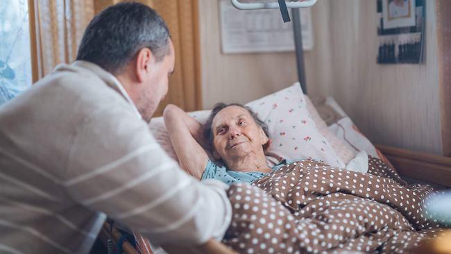 Czas umierania jest tak samo wartościowy, jak każdy inny czas w życiu człowieka