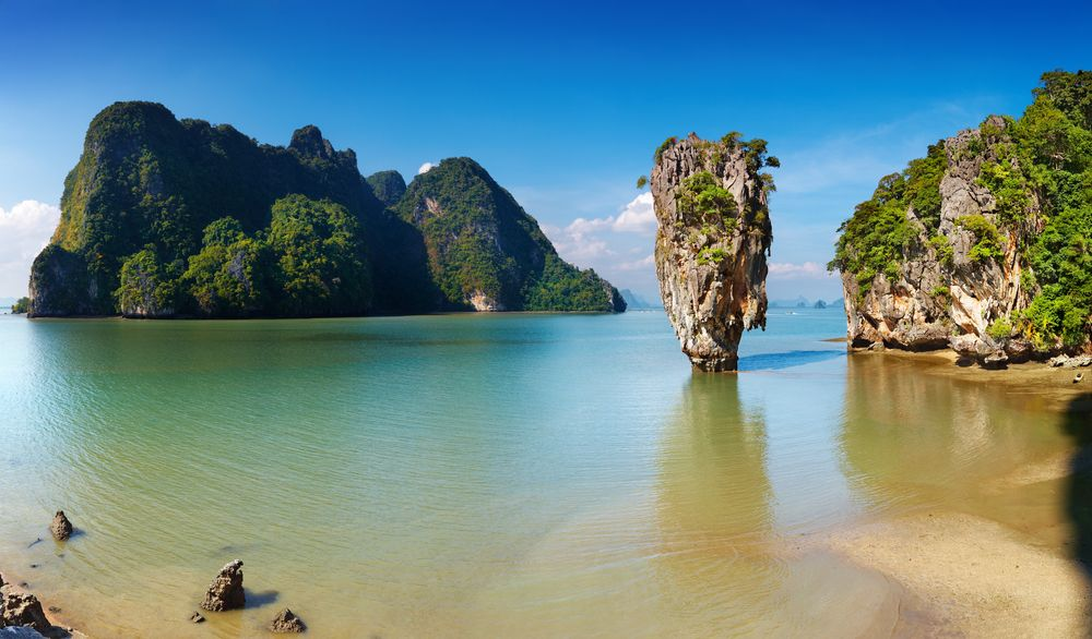 Phang-Nga, Tajlandia / fot. Shutterstock