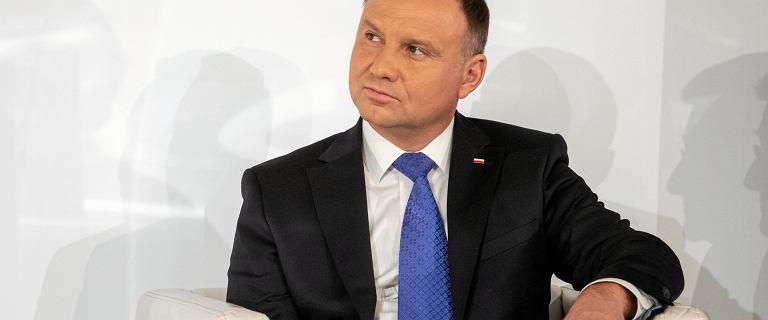 Sondaż: Andrzej Duda w II turze niemal remisuje z Małgorzatą Kidawą-Błońską