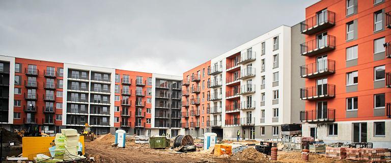 Polacy poszukują większych mieszkań. Pierwszy raz od lat