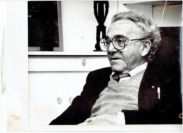 Materiały promocyjne / Eddy de Wind w wieku 70 lat