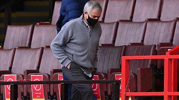 Mourinho ostro potraktował dziennikarkę. Znów widzi wroga za każdym rogiem. Ten projekt się już kończy?