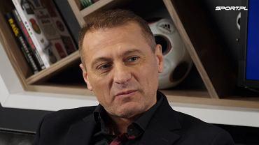 Piotr Świerczewski w programie 'Dogrywka'