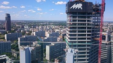 The View Warsaw zakłóca spokój