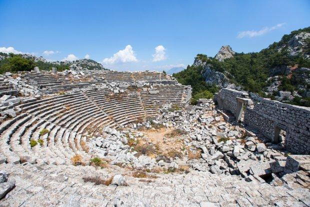 Termessos, Turcja