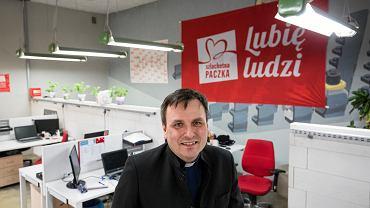 Ks. Babiarz wszedł siłą do siedziby Stowarzyszenia Wiosna.