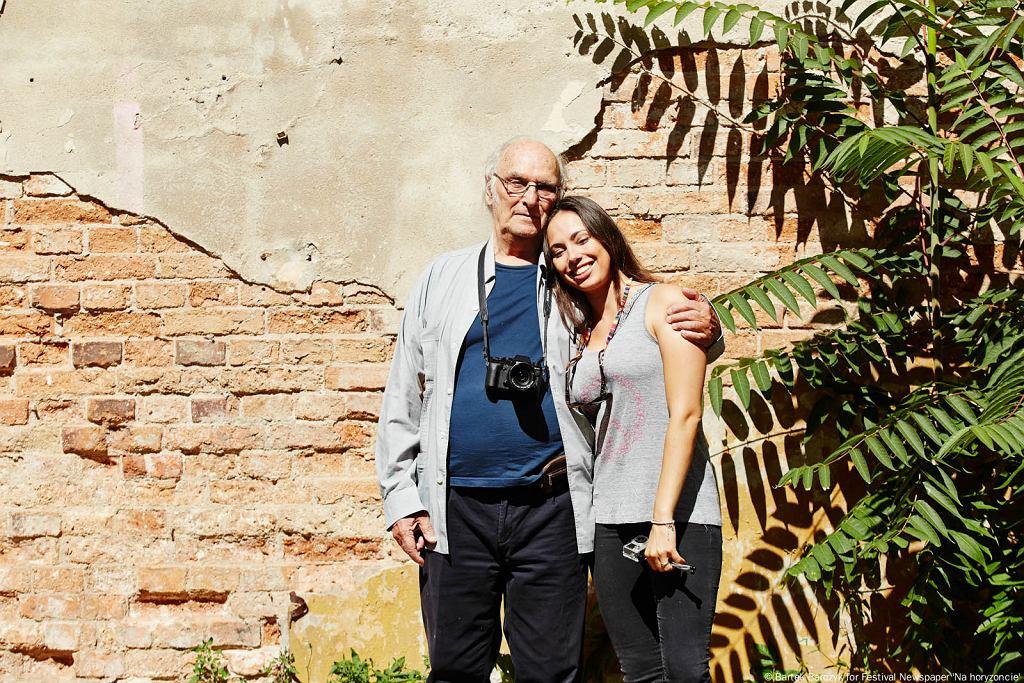 Carlos Saura przyjechał na Nowe Horyzonty z córką / Bartek Barczyk