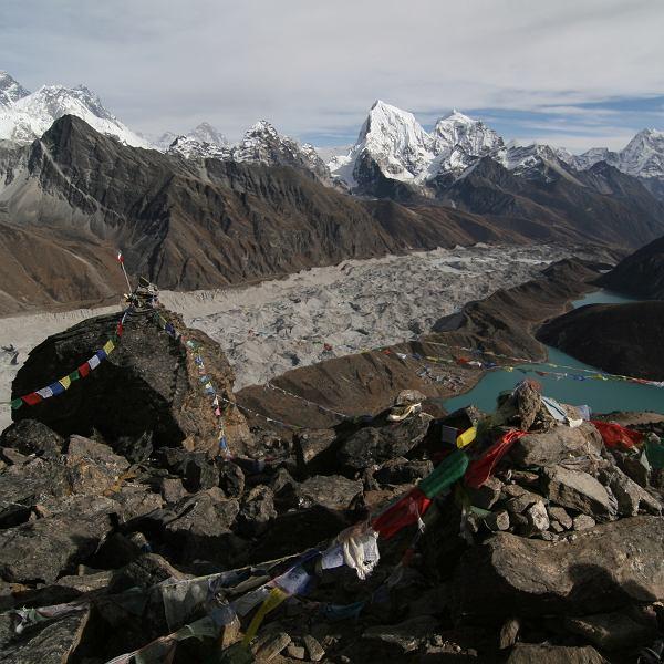 Rejon Khumbu , Himalaje