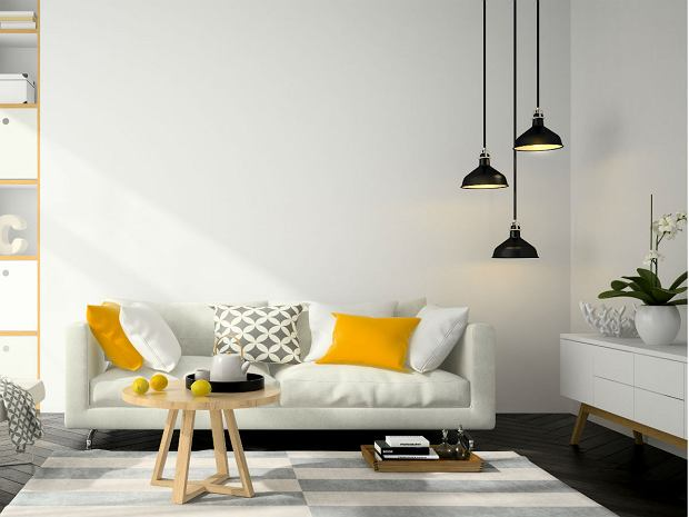 Oświetlenie salonu - dekoracyjne żyrandole dopasowane do każdego stylu