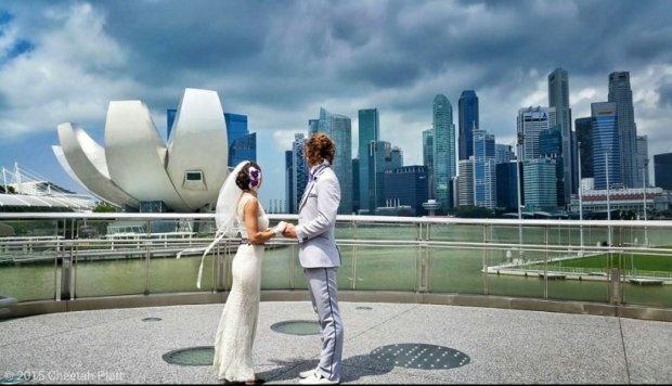 Ślub w Singapurze