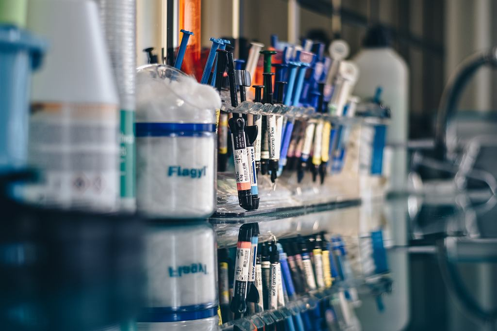 laboratorium, zdjęcie ilustracyjne