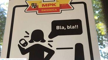 MPK w Świdnicy uczy zachowania w autobusach i tramwajach