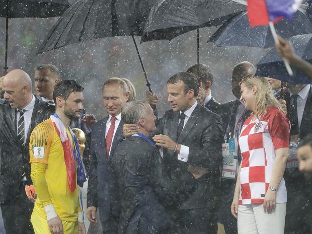 Finał mistrzostw świata w Moskwie