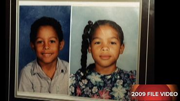 Curtis i Cathy Jones jako dzieci. Ich zdjęcia obiegły cały kraj