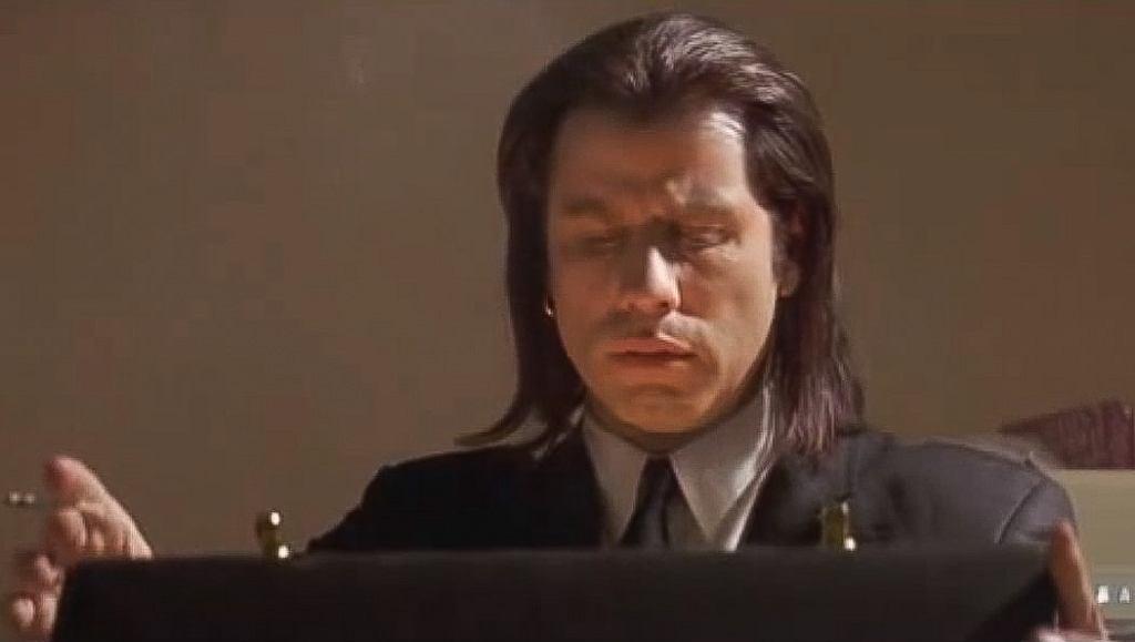 Pulp Fiction - The Briefcase Secret