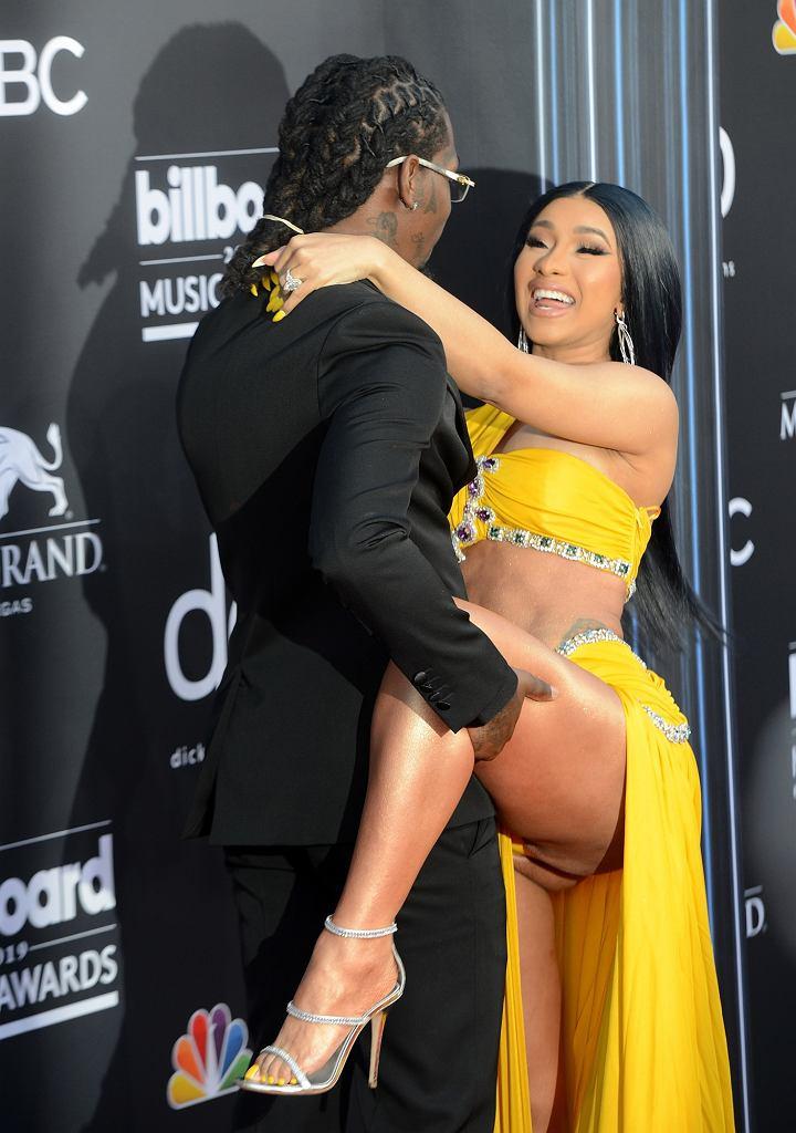 Cardi B. Nagrody muzyczne Billboard 2019