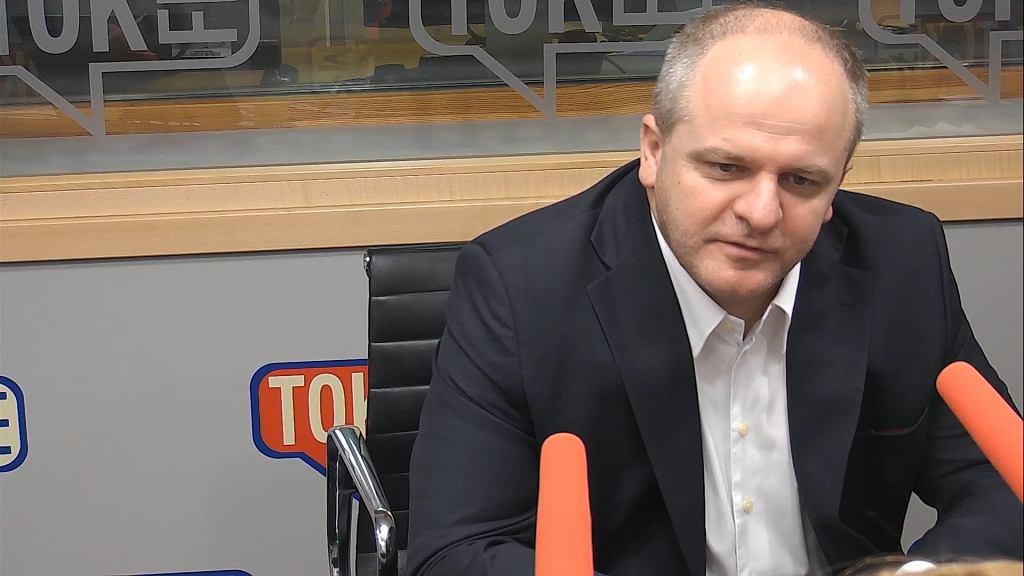 Paweł Kowal w TOK FM