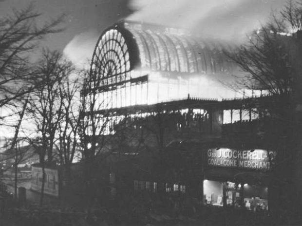 Pożar w 1936 roku