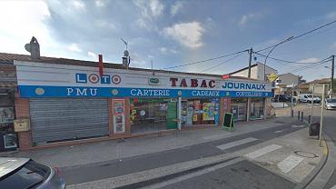 Napastnik wziął zakładników w sklepie tytoniowym w Blagnac
