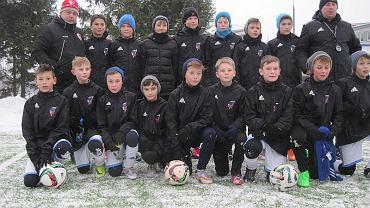 Sparing piłkarzy z rocznika 2003. Broń Radom - Kosa Konstancin